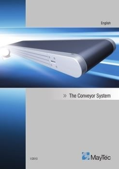 the conveyor system